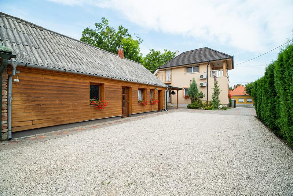 Balatongyörök szállás Villa Topáz 031